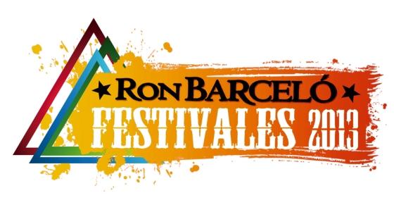 Logo Ron Barceló Festivales