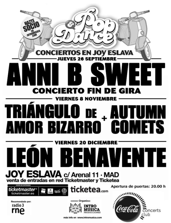 CartelABONOSOLOjOY